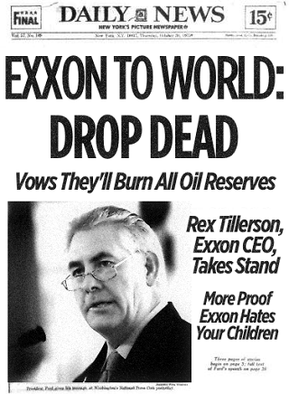 Exxon and Climate Change: Does the Criminal Case Have Merit?