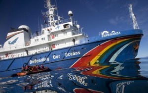 Sustainable Fishing and Civil Disobedience