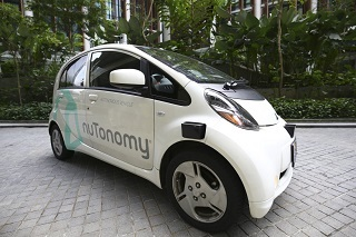 Check Out What Singapore's Doing in Autonomous Vehicles