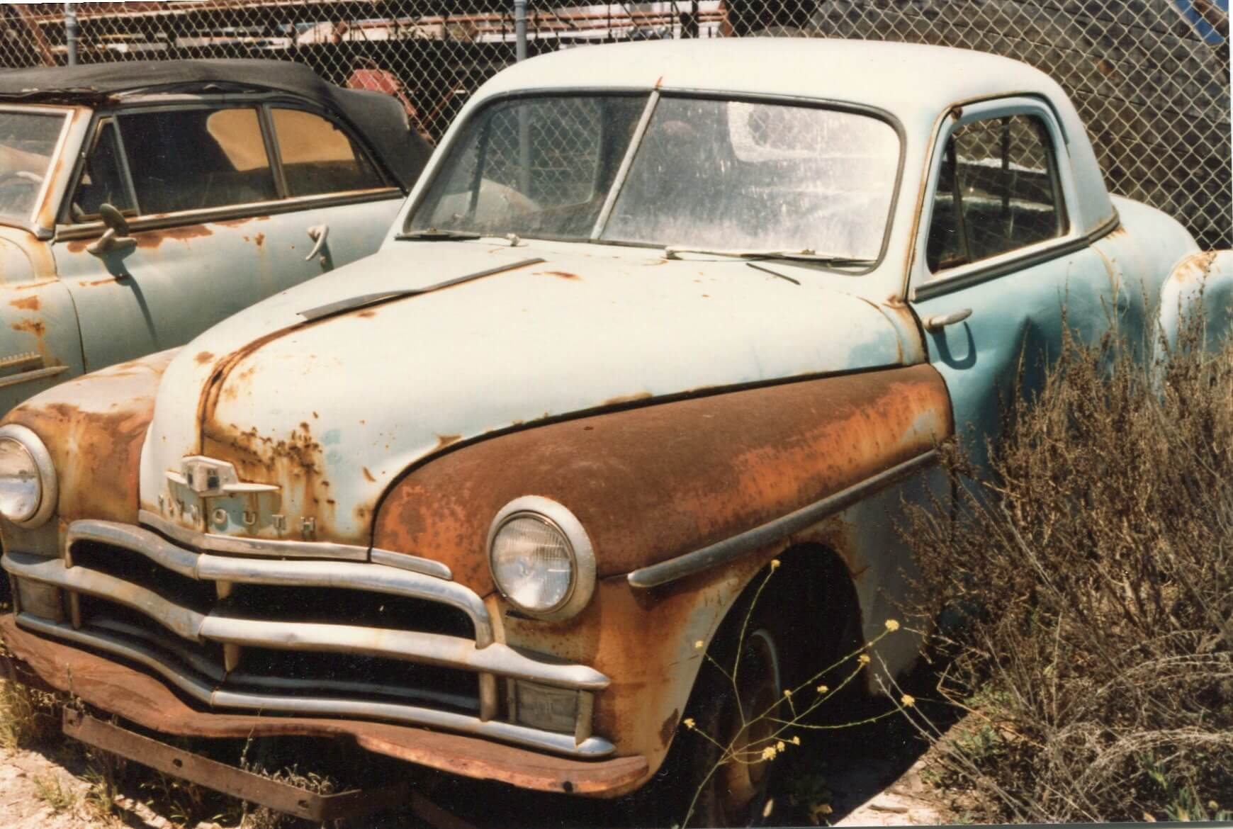 From Guest Blogger Lizzie Weakly: Junkers and Clunkers: How Your Old ...